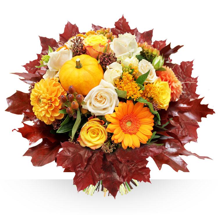 Livraison de fleurs bouquets d 39 automne for Fleurs automne