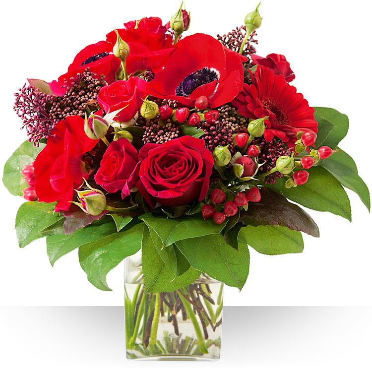 Livraison express bisous for Fleurs livraison demain