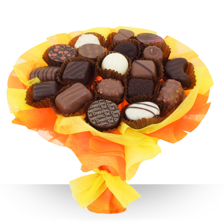 Fleuriste Gourmand - BOUQUET DE CHOCOLATS -