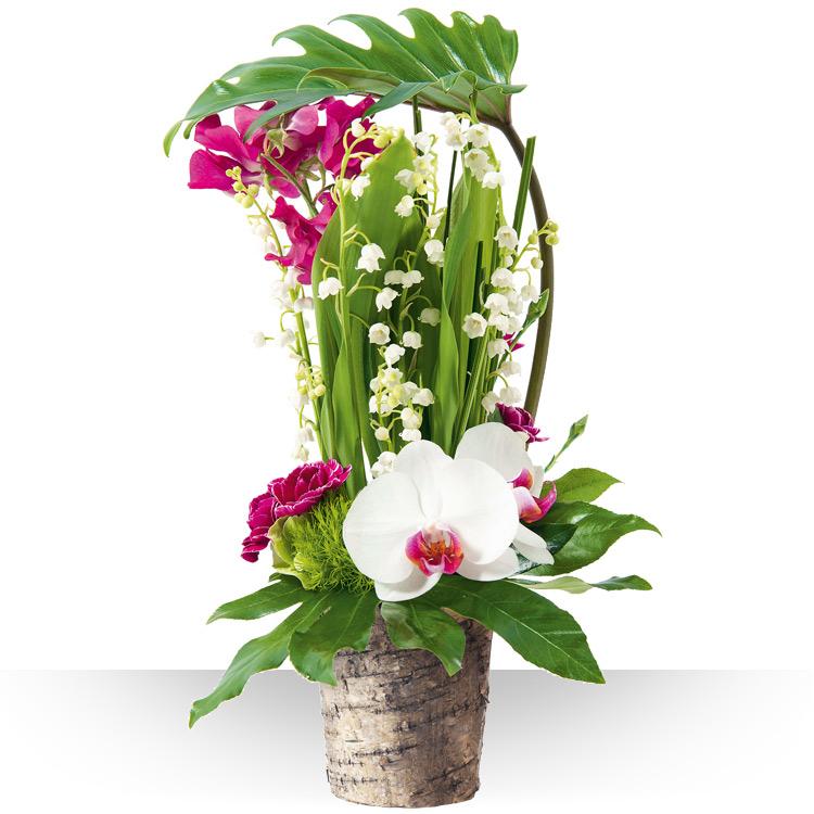 Livraison express fte du muguet for Bouquet de fleurs muguet