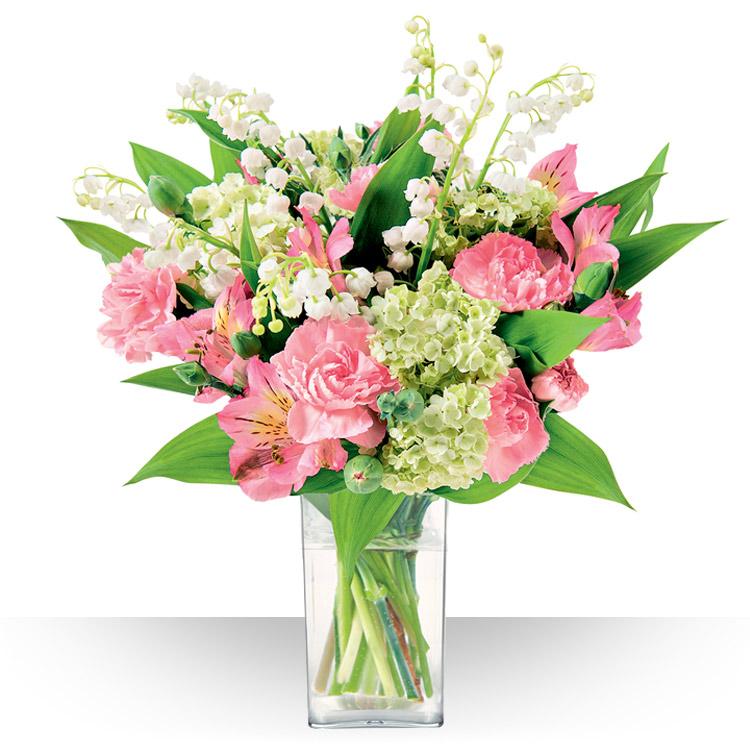 Livraison express folles clochettes for Livraison fleurs demain
