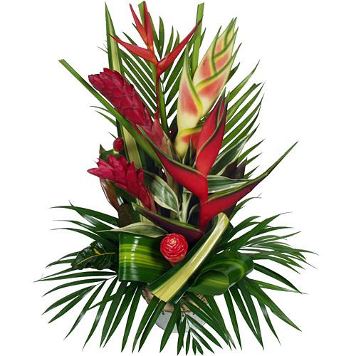 Mariage compo exotique xl for Fleurs et cadeaux