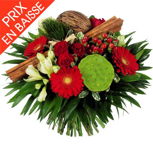 Livraison Bouquet fleurs Inca