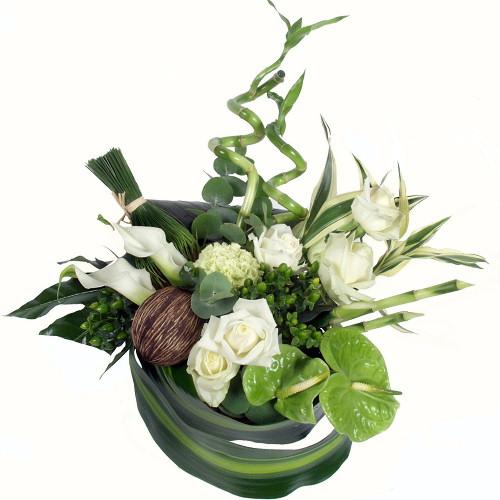Livraison Bouquet fleurs Island