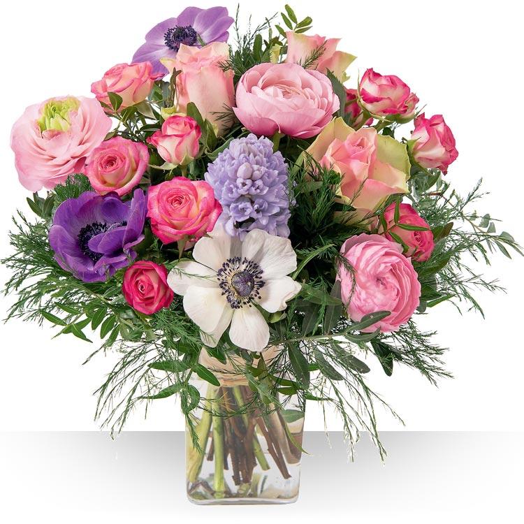Livraison express jolie mamie for Fleurs livraison demain