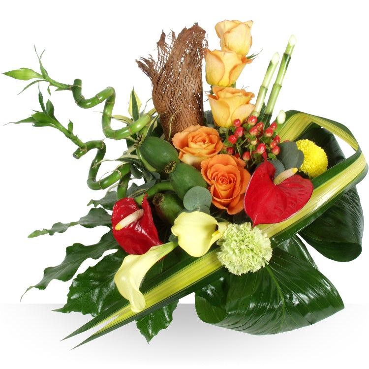 Anniversaire lima for Fleurs et cadeaux