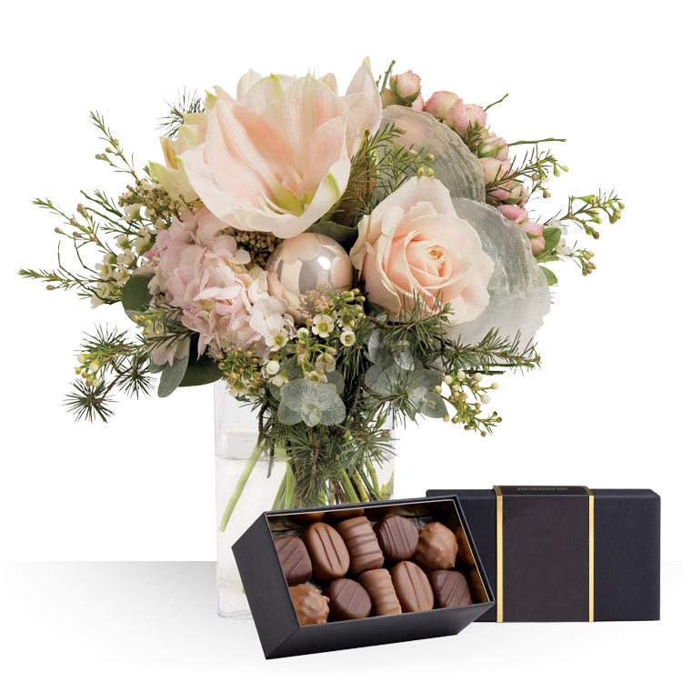 livraison express nol frique et ses chocolats. Black Bedroom Furniture Sets. Home Design Ideas
