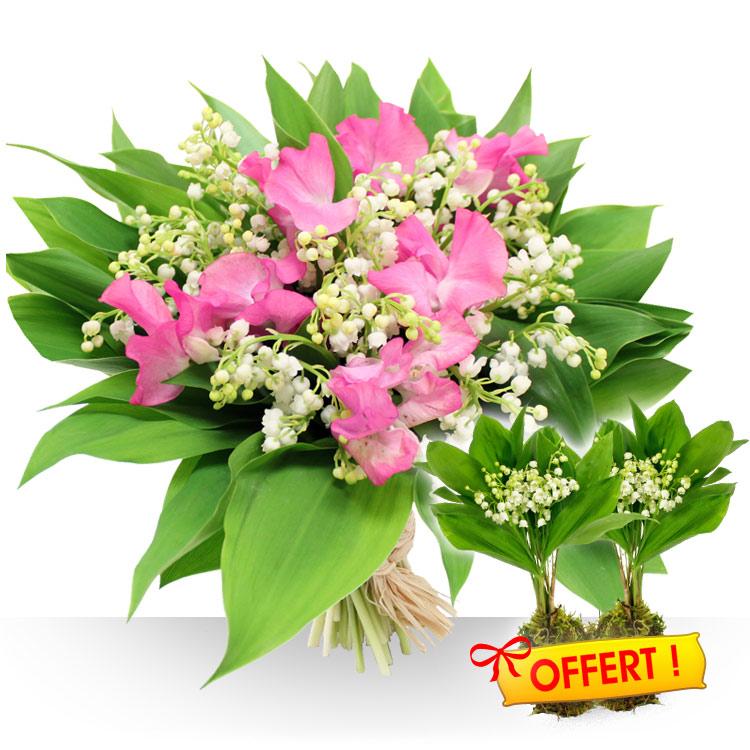 1er mai parfum des bois for Fleurs et cadeaux