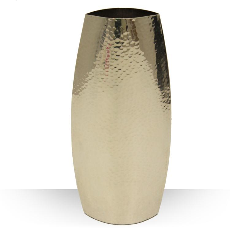 objets cadeaux vase design argent. Black Bedroom Furniture Sets. Home Design Ideas