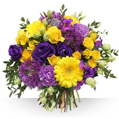 fleurs de printemps bouquets de fleurs livrs domicile. Black Bedroom Furniture Sets. Home Design Ideas