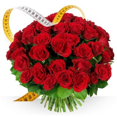 Préférence Les plus : 95 roses rouges NJ92