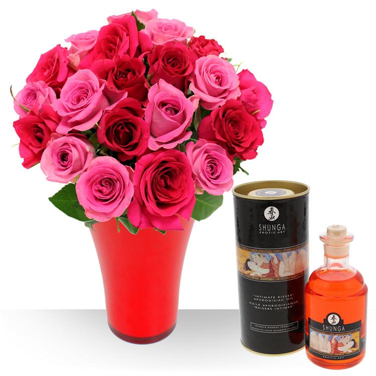<b>Saint Valentin</b> - AMOUR DE MASSAGE -