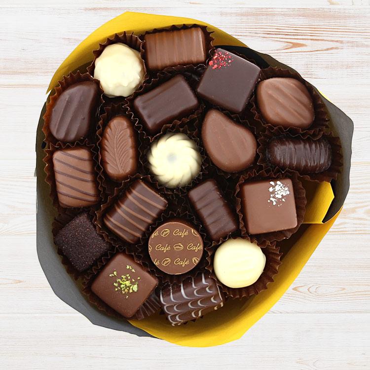 Fleuriste Gourmand - BOUQUET DE CHOCOLATS -