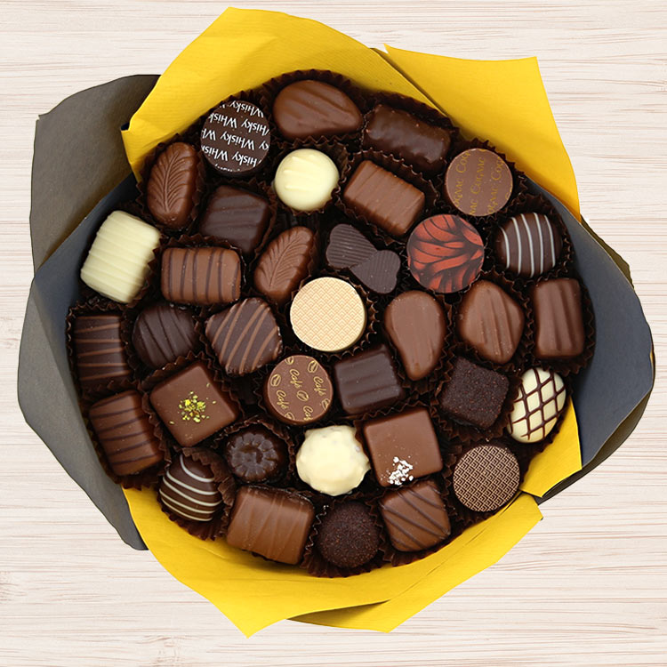 Fleuriste Gourmand - BOUQUET DE CHOCOLATS XL -