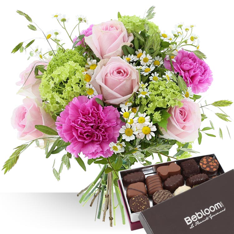 Collection Printemps - PRINTEMPS ET CHOCOLATS -