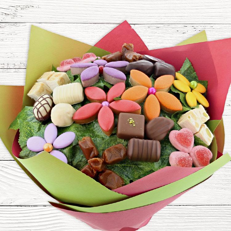Fleuriste Gourmand - BOUQUET GOURMAND -