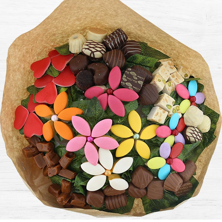 Bouquet de chocolats : Bouquet Gourmand XL
