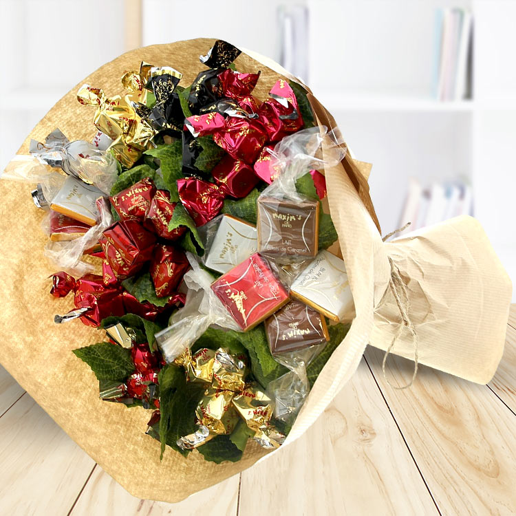 Fleuriste Gourmand - BOUQUET MAXIM'S DE PARIS -