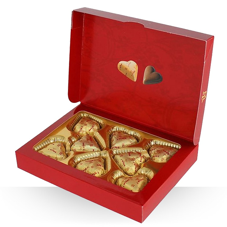 Objets cadeaux - CHOCOLAT D'AMOUR -