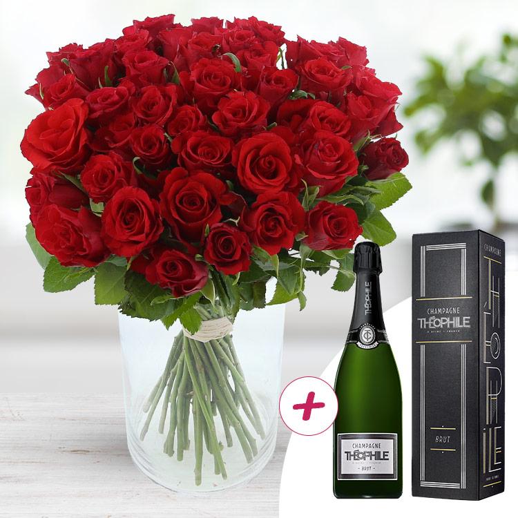 <b>Saint Valentin</b> - GLAMOUR XL ET SON CHAMPAGNE -
