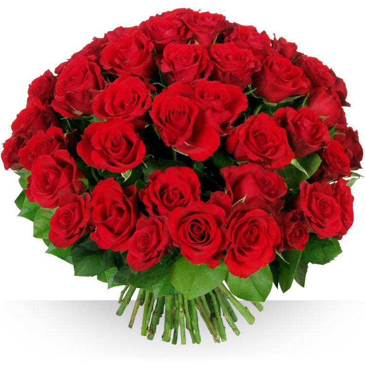 <b>Saint Valentin</b> - ROSES GLAMOUR (50, 30 OU 40) -