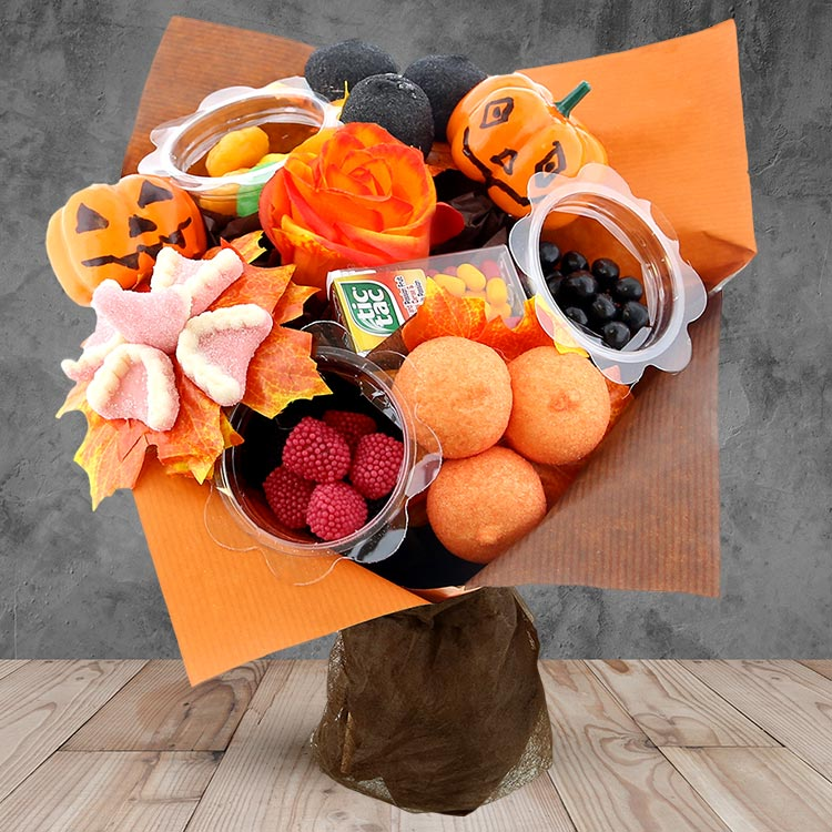 Fleuriste Gourmand - HALLOWEEN GOURMAND -