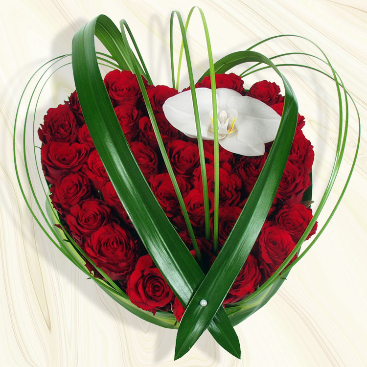 <b>Saint Valentin</b> - I LOVE YOU -