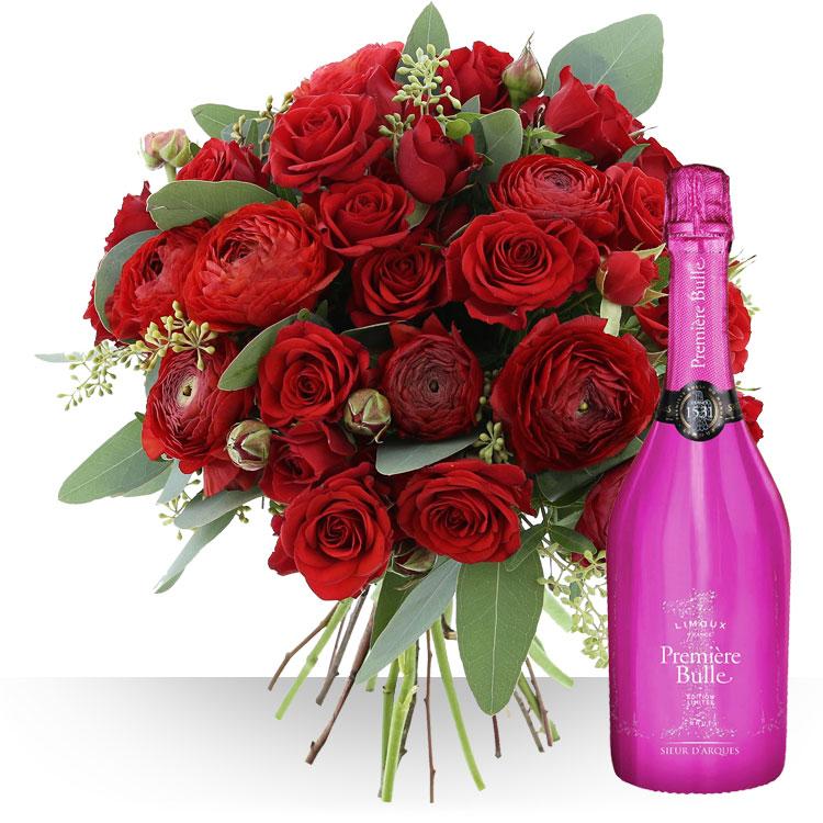 <b>Saint Valentin</b> - PÉTILLANTE SAINT-VALENTIN -