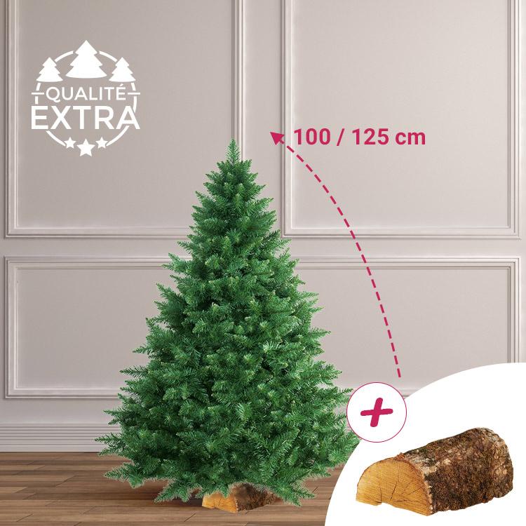 <b>Sapin de Noël</b> - SAPIN NORDMANN 1M-1M25 -