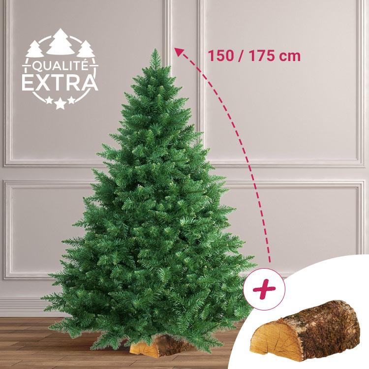 <b>Sapin de Noël</b> - SAPIN NORDMANN 1M50 - 1M75 -