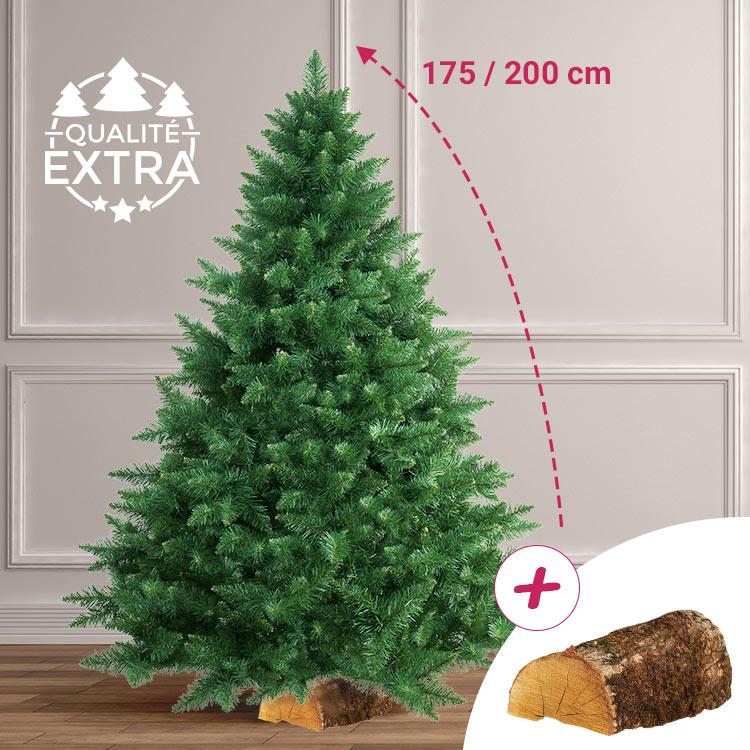 <b>Sapin de Noël</b> - SAPIN NORDMANN 1M75 - 2M00 -