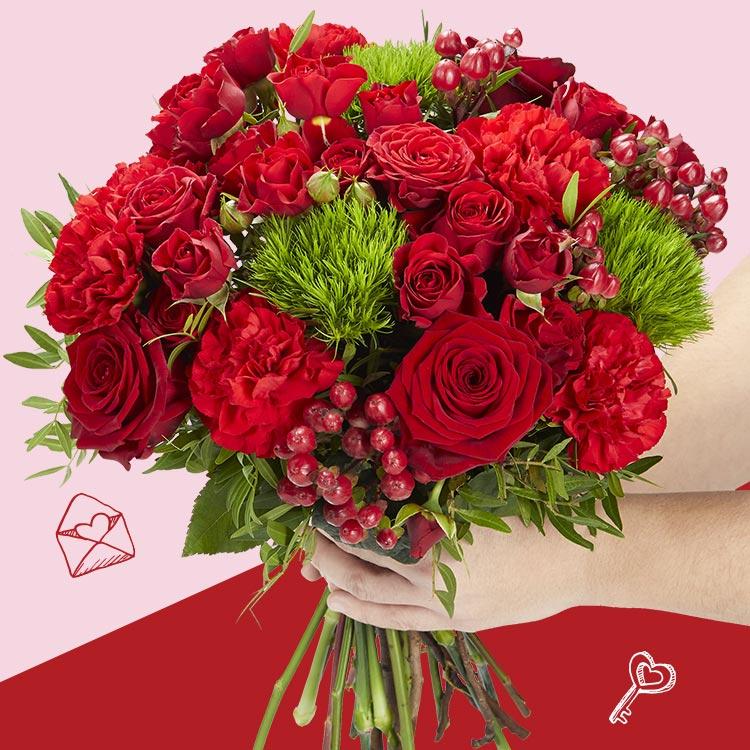 <b>Saint Valentin</b> - SWEET VALENTINE XL -