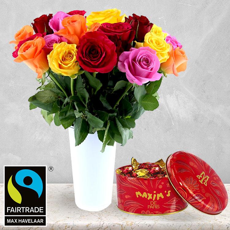 <b>Saint Valentin</b> - TRIPLE SURPRISE -