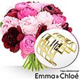 Emma et Chloé - 20 PIVOINES ET SON BIJOU CRÉATEUR -