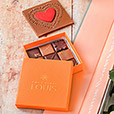 Amour - COFFRET AMOUR CHOCOLAT LOUIS  -