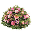 Deuil - COUSSIN ROSE -