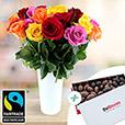 Fleuriste Gourmand - LA TRIPLE SURPRISE -