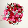 <b>Saint Valentin</b> - RED SYMPHONIE -