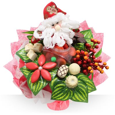 Bouquet gourmand de Noël
