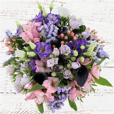 Photos enorme bouquet de fleurs — 1