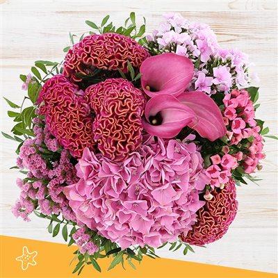 Fleurs D Amour Bouquets Et Fleurs Sentiments Bebloom