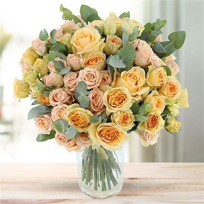 Sweet Symphonie et son vase