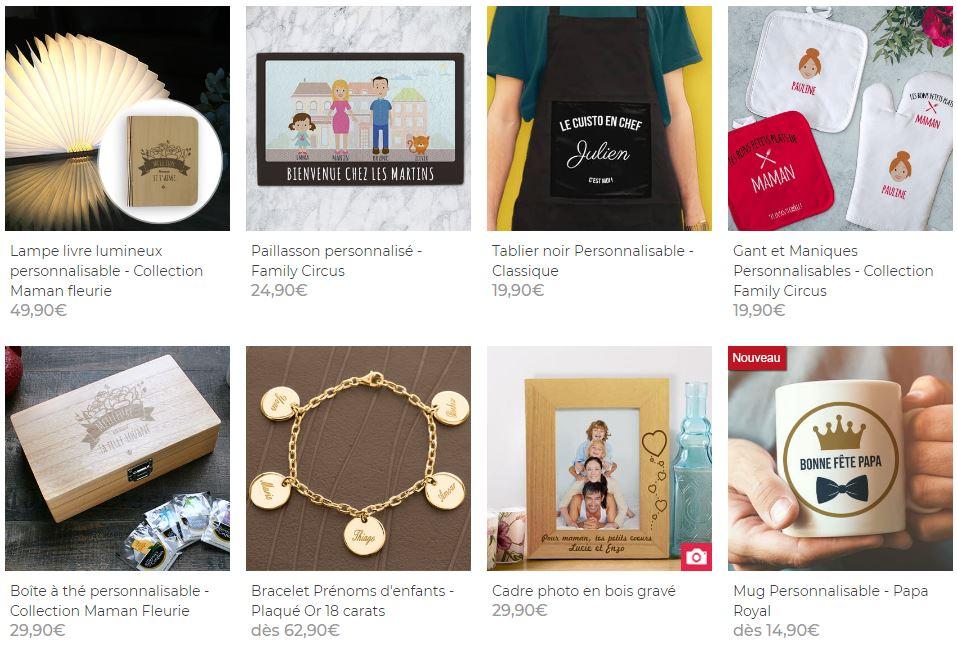 Cadeaux personnalisés Cadeaux.com