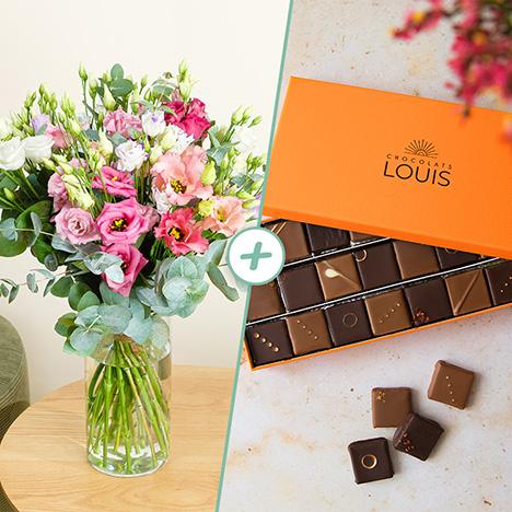 Doux Message et ses chocolats
