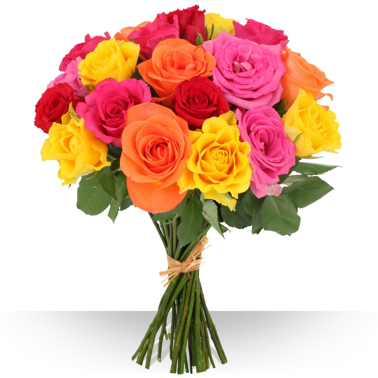 Clbrations brasse de roses for Fleurs livraison demain