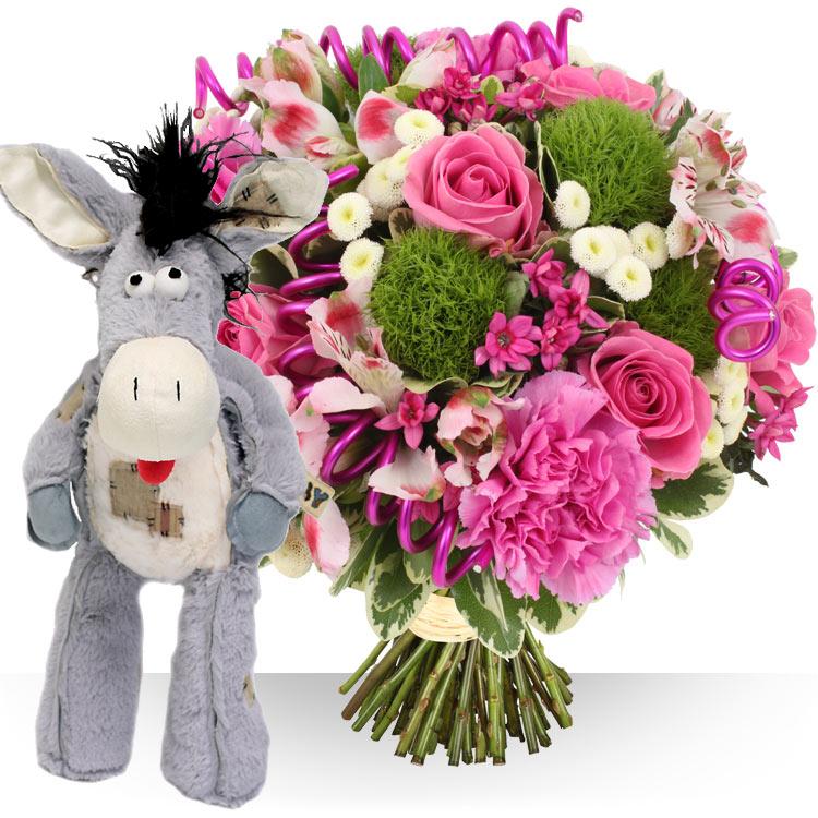 Bouquet de fleurs pour livraison de sentiments for Bouquet livraison