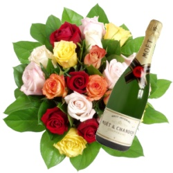 Boutique fleurs bouquets pour f ter un anniversaire for Bouquet de fleurs pour un homme