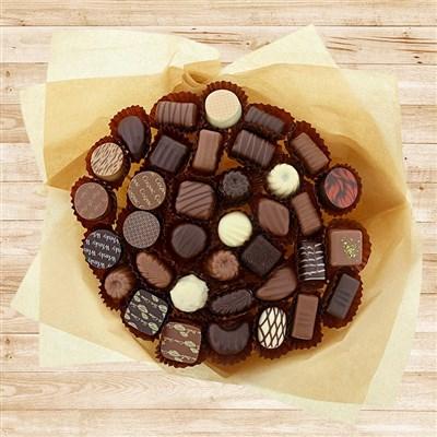 le fleuriste gourmand cr ation de bouquet chocolat et bouquet bonbon. Black Bedroom Furniture Sets. Home Design Ideas