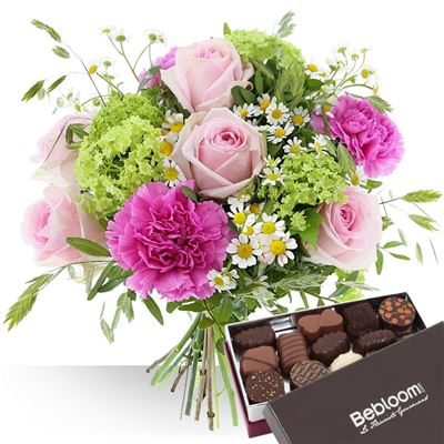 Printemps et chocolats - bebloom