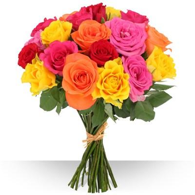 Brassée de Roses - bebloom
